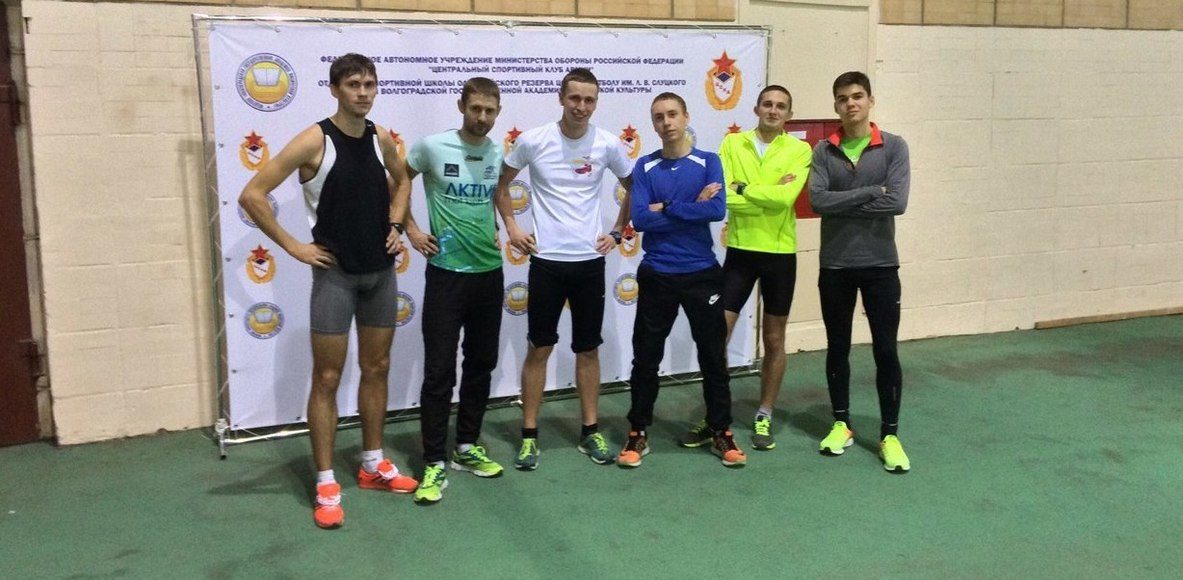 Athletes from Volgograd