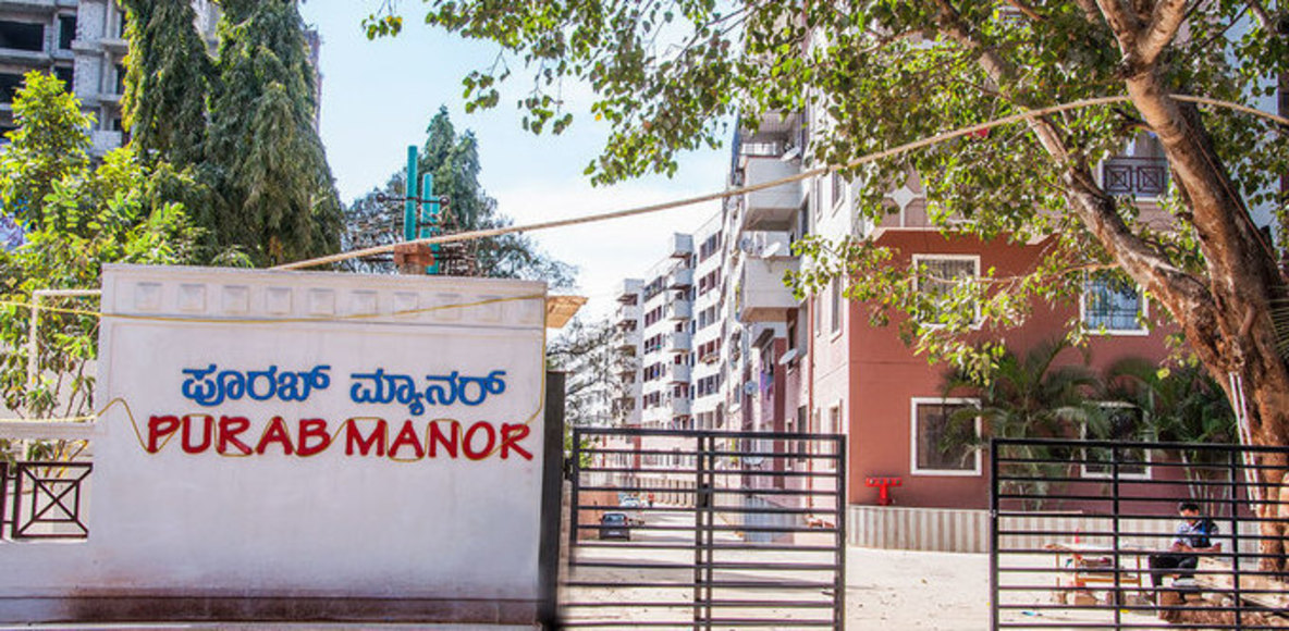 Purab Manor - Group