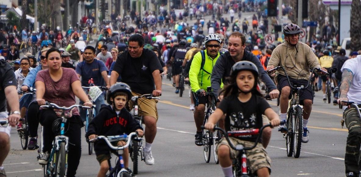 San Fernando Valley Bicycle Riders