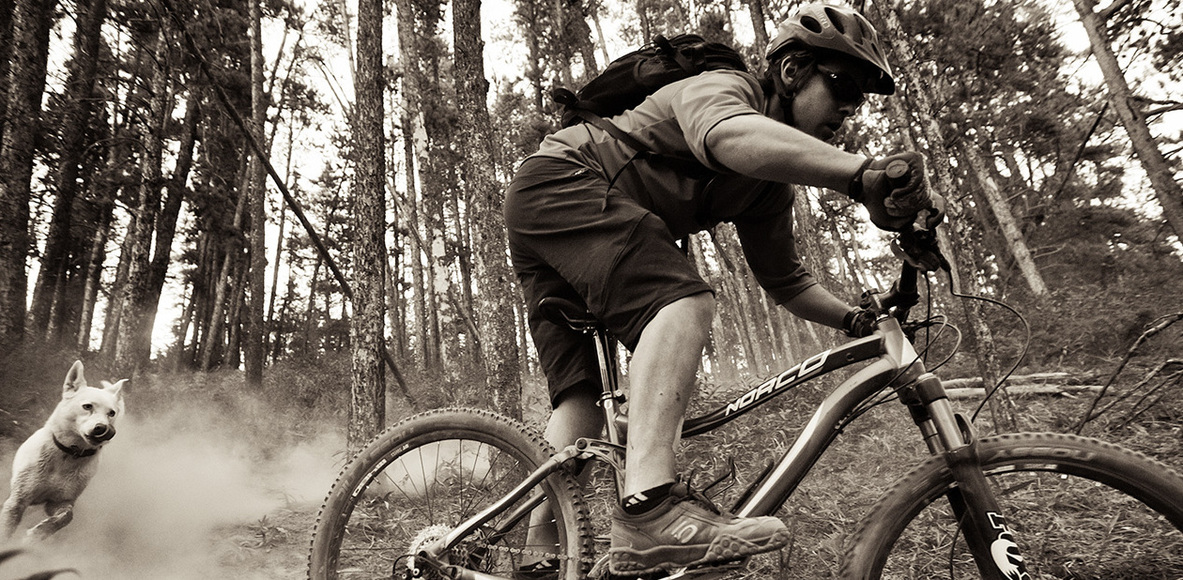 Pè de vela Bikers