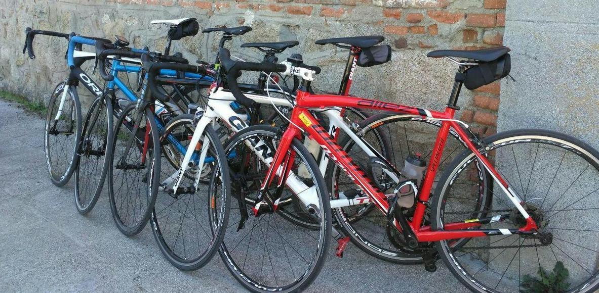 Ciclismo Aparejadores