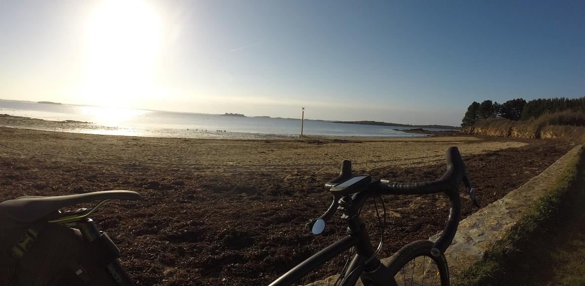 Vélo Gravel dans le Morbihan