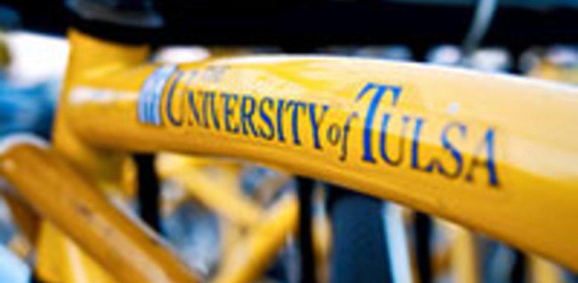The University of Tulsa Summer Bike Challenge Team