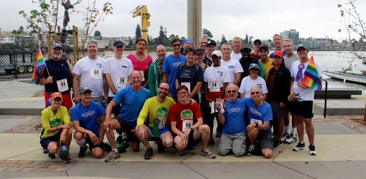 East Bay Front Runners and Walkers
