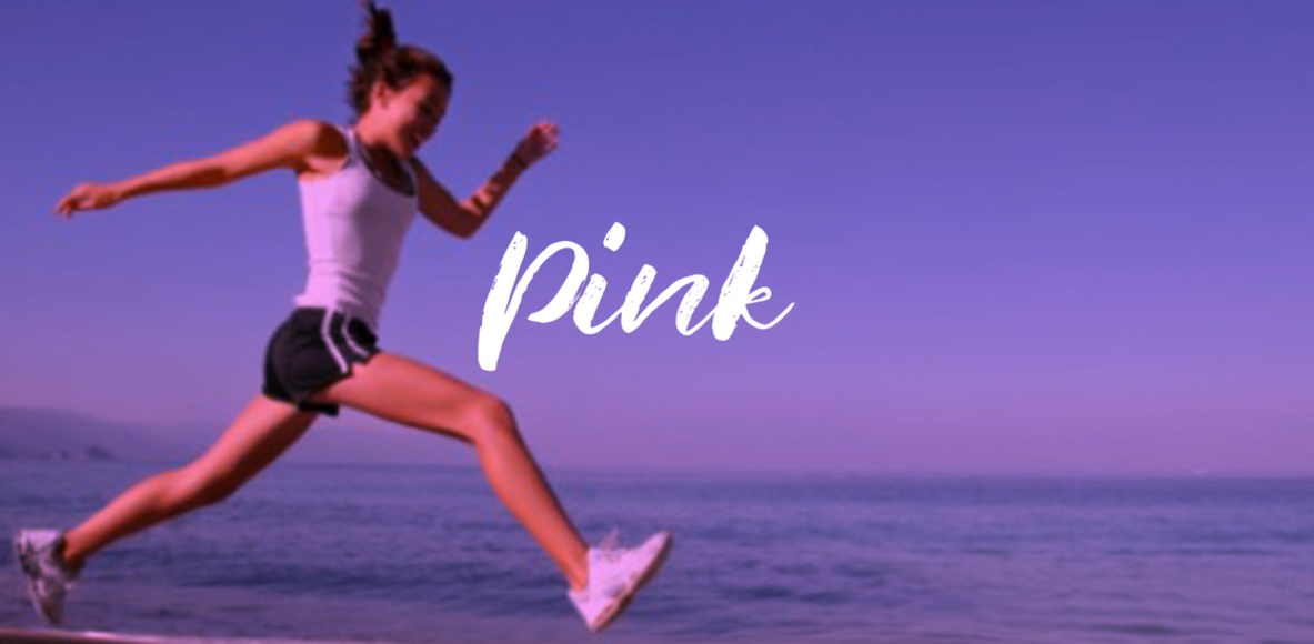 PINK TRAIL AND RUN
