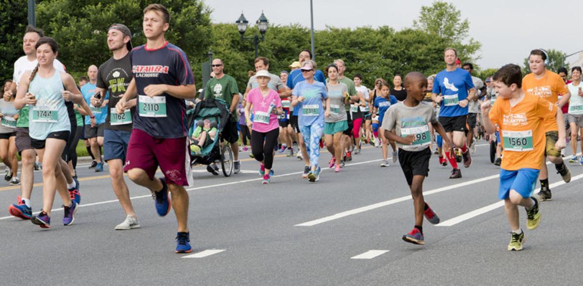 Sara's YMCA Running-Walking Club