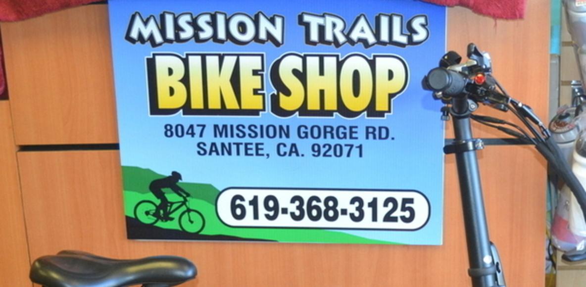Mission Trails Bike Shop