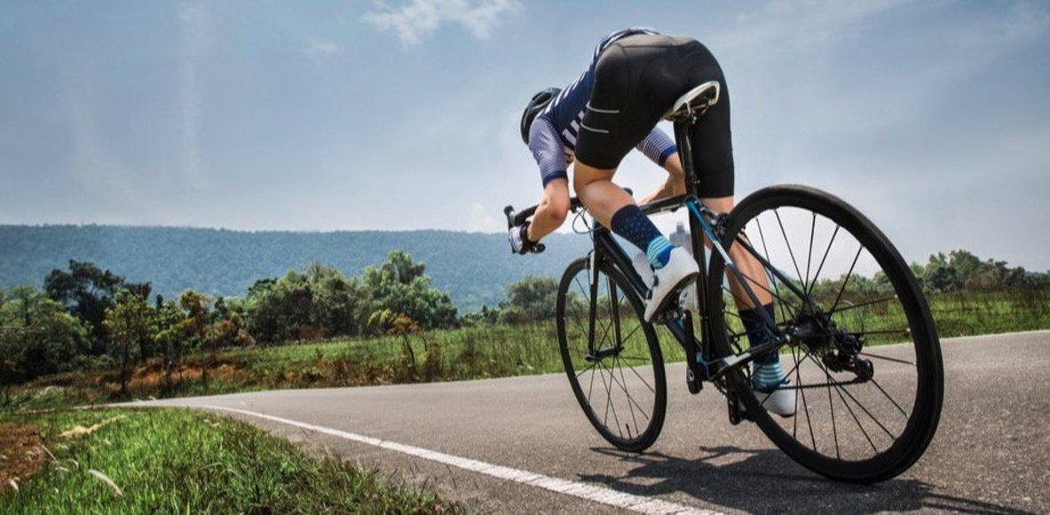 Taif Cyclist - دراج الطائف