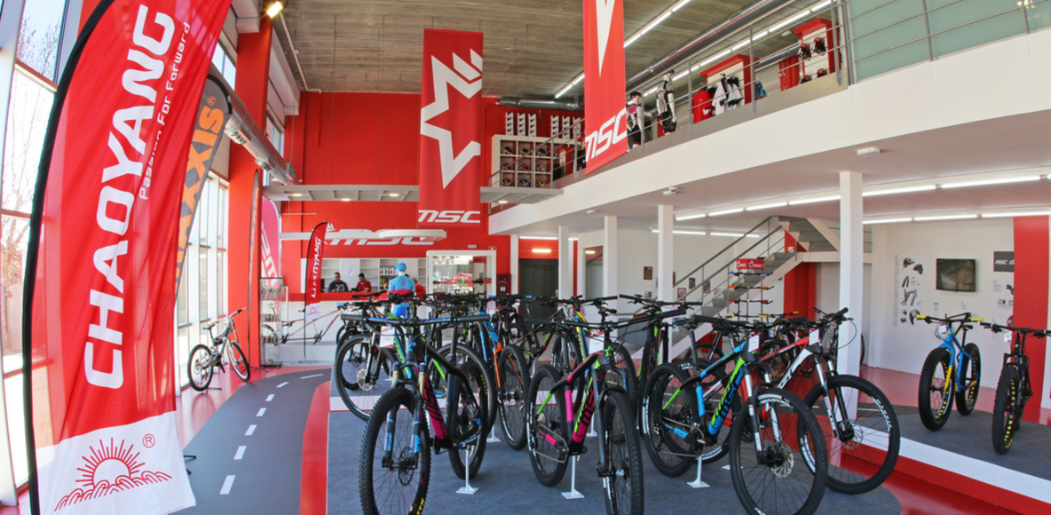 MSC Bikes Store Gavà