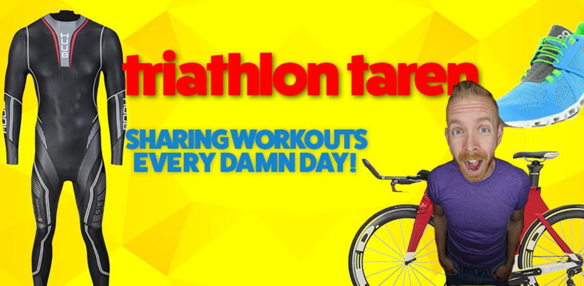 Triathlon Taren Trainiacs