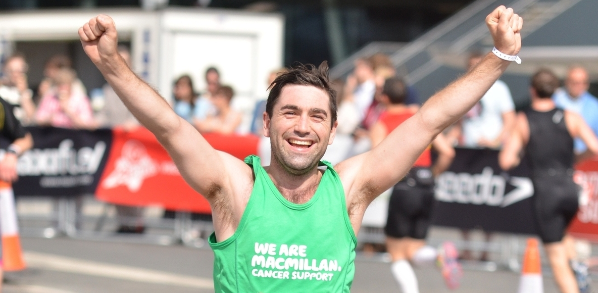 Macmillan Cancer Support Triathlon Club