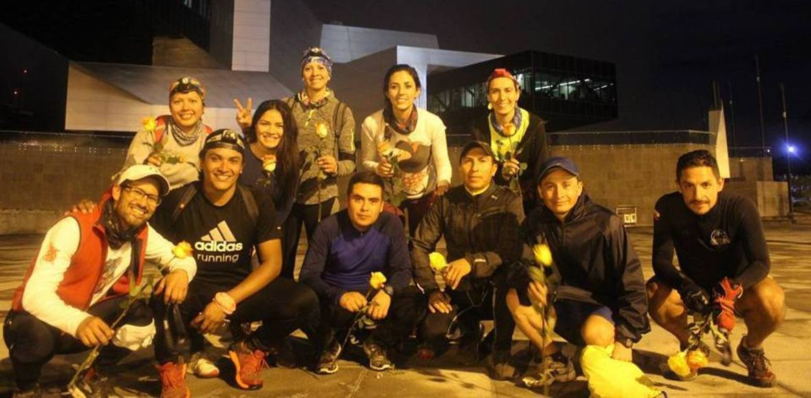 EQUINOCCIAL TRAIL RUNNING