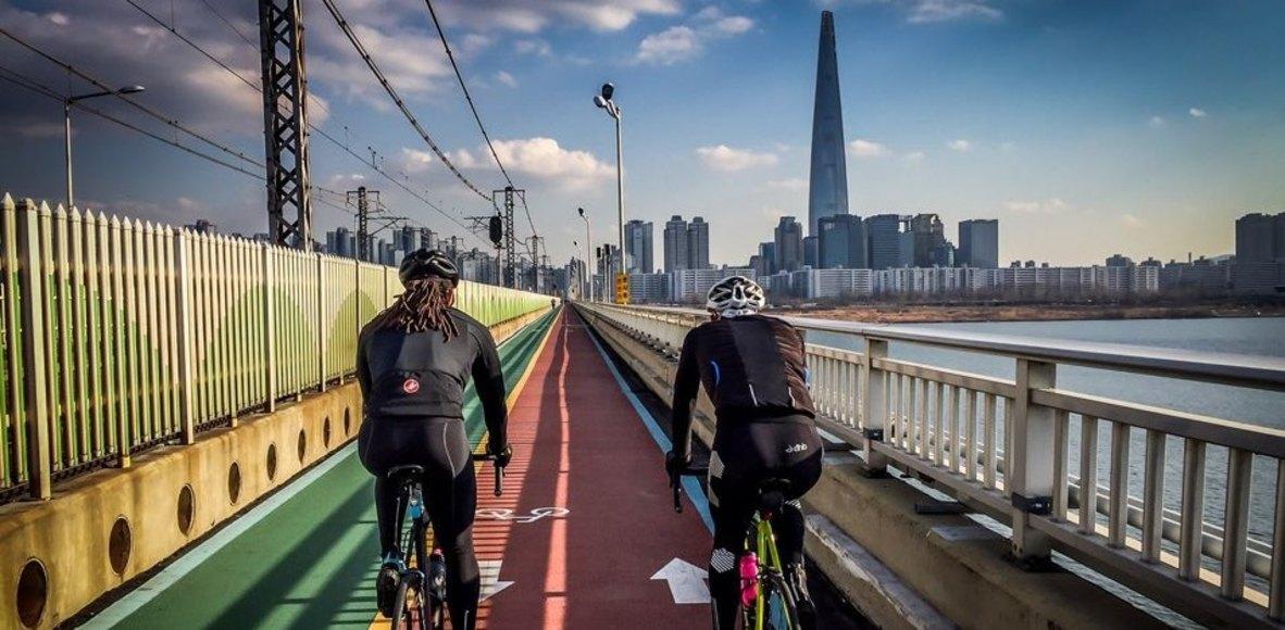 Club à Seoul, South Korea | Seoul Cycle sur Strava