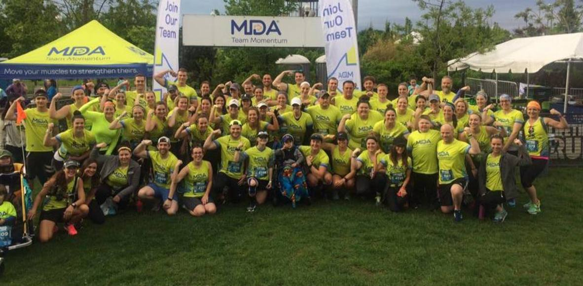 Team Momentum Chicago Marathon Training Group