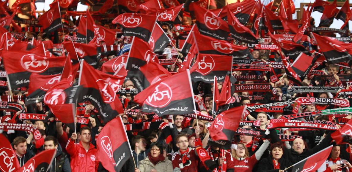 Running Fans des 1. FC Nürnberg
