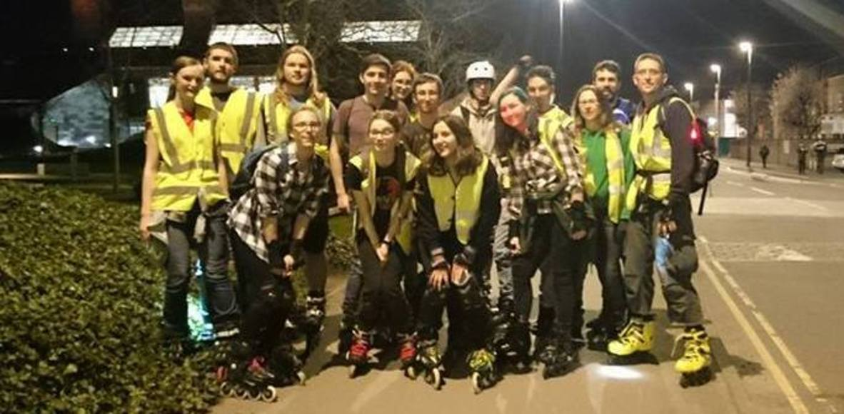 The Nottingham Skaters