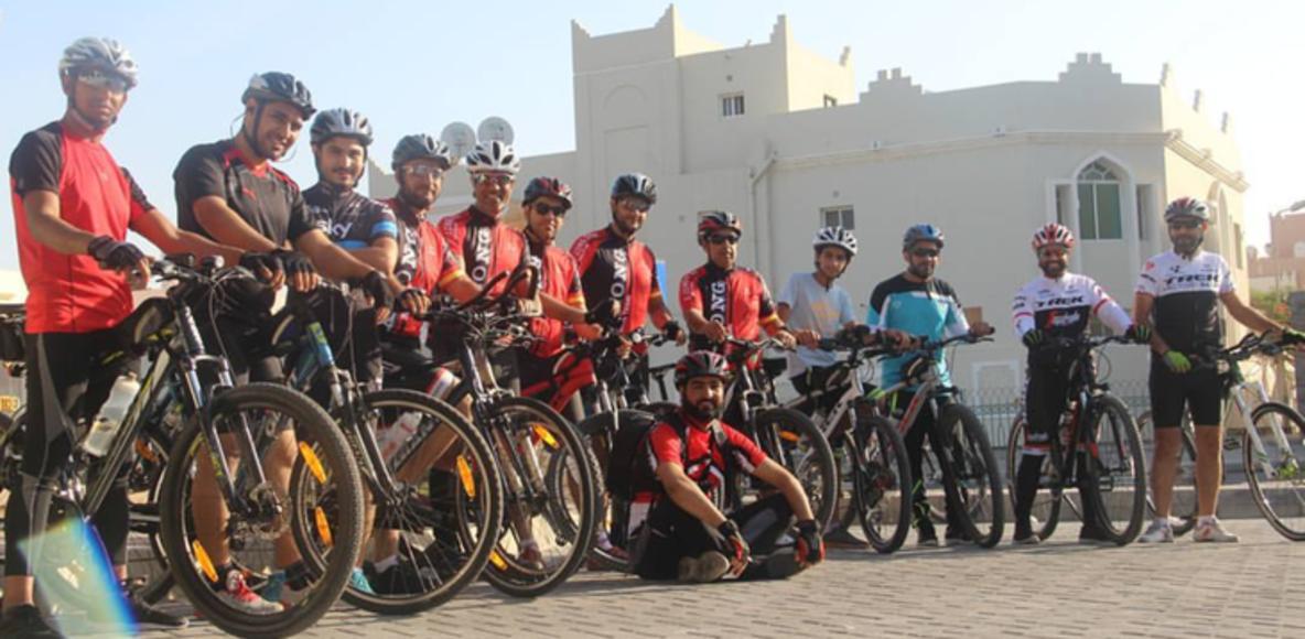 Algharbiya Cycling