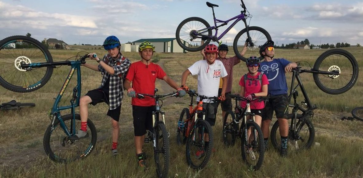WyoX High School Mountain Bike Team
