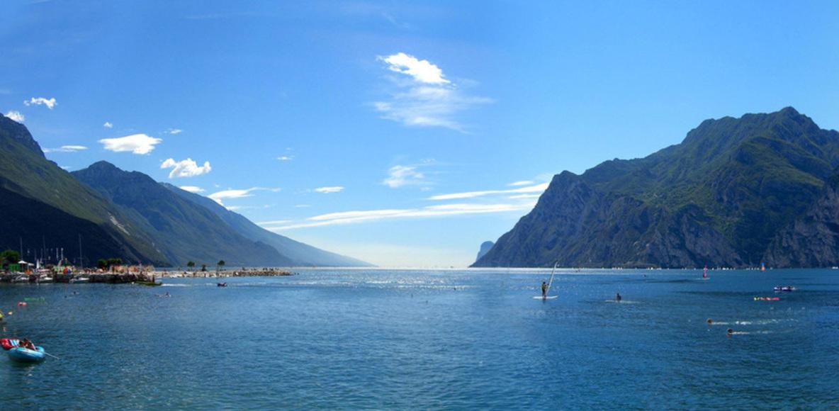 STRAVA - Lago di Garda