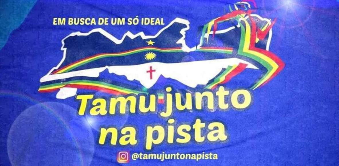 TamuJunto na Pista