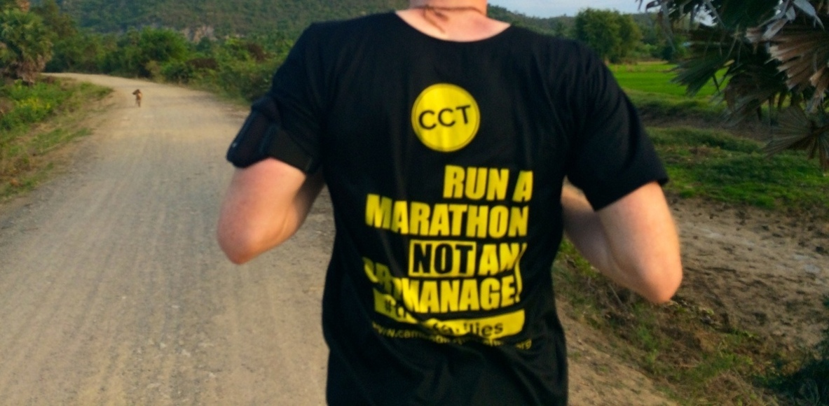 Run a Marathon NOT an Orphanage