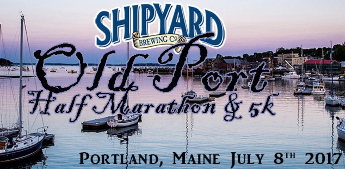 Shipyard Old Port Half Marathon  5K