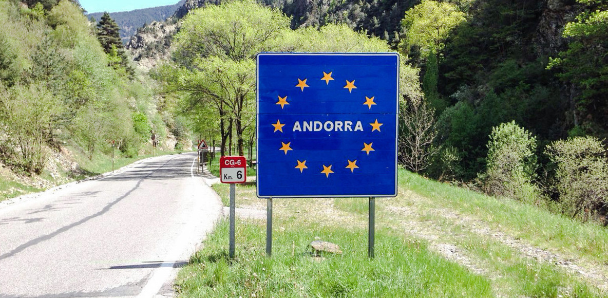 Strava Andorra