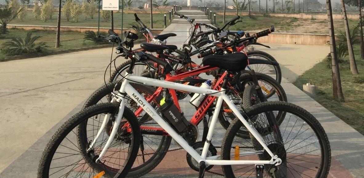 Tour de Lucknow