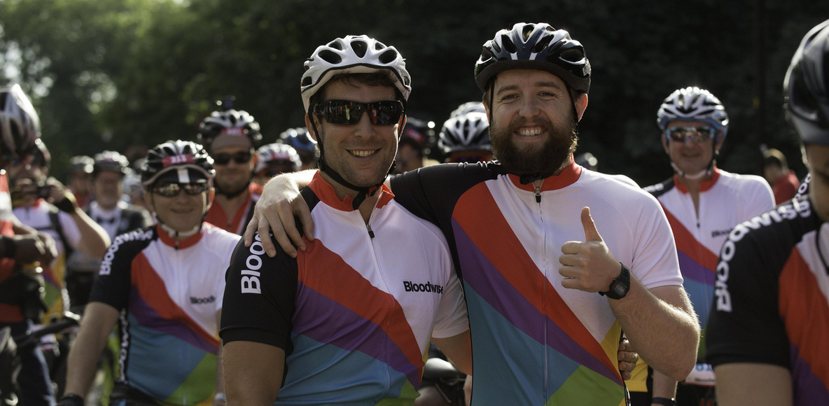 Prudential Ride London 100 - Official charity