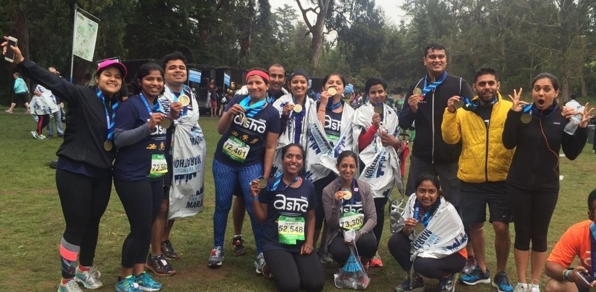 Team Asha San Francisco 2017