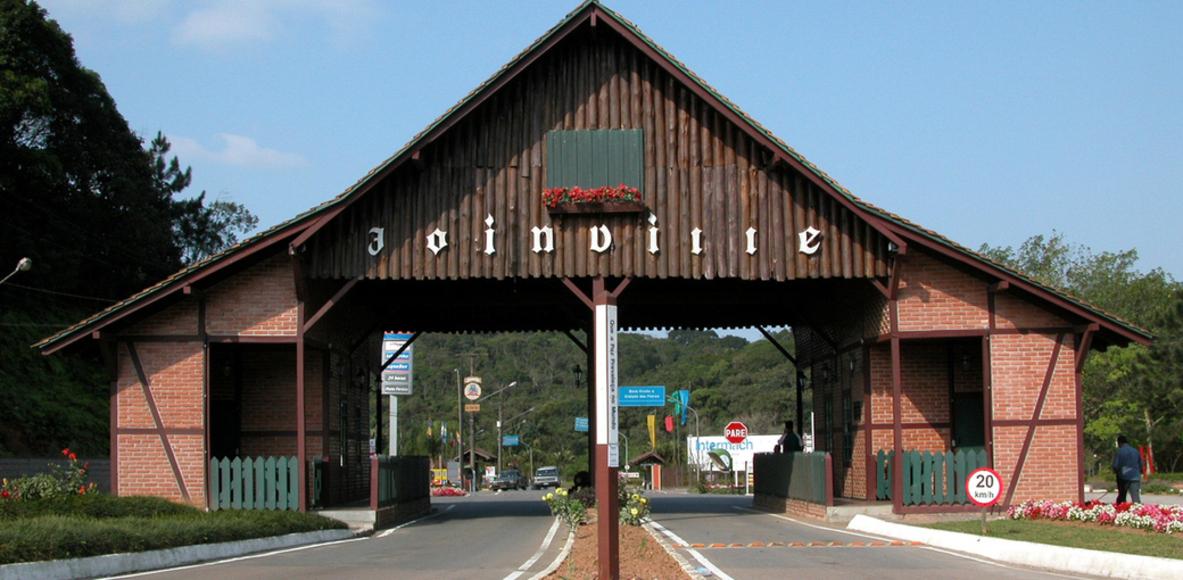 Strava Joinville