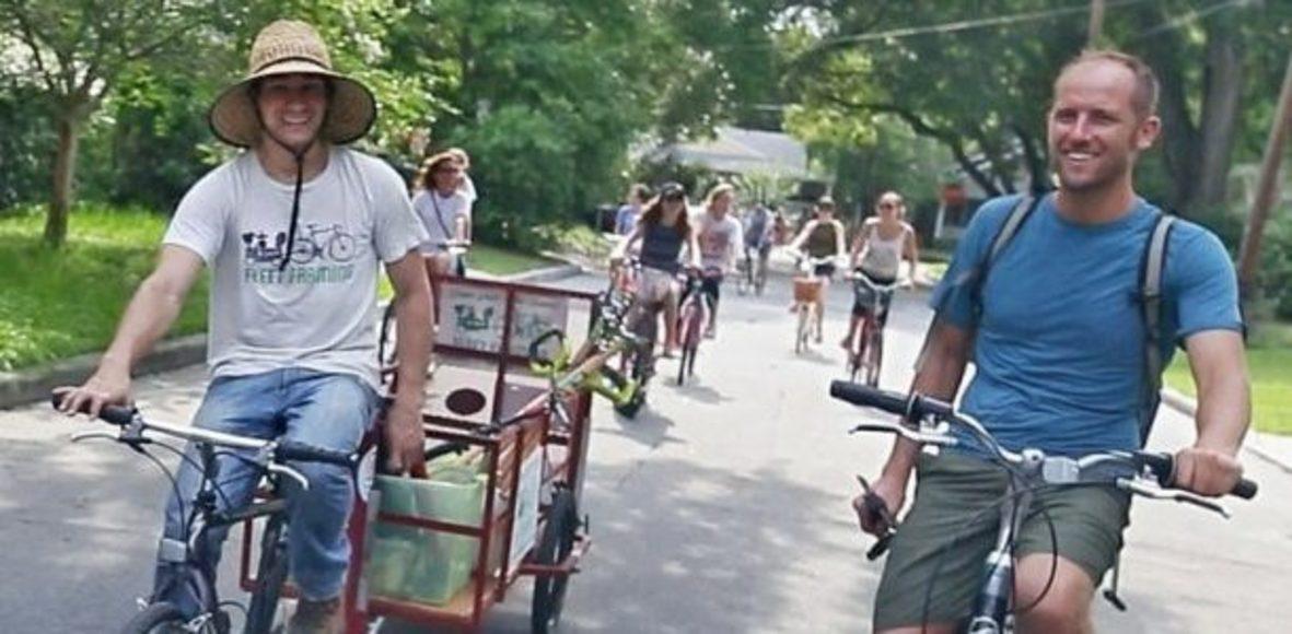 Green Riders Across America