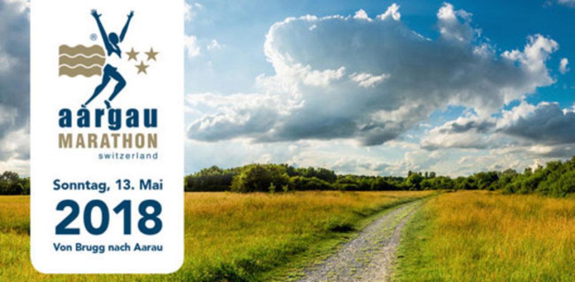 Aargau Marathon Mai 2018