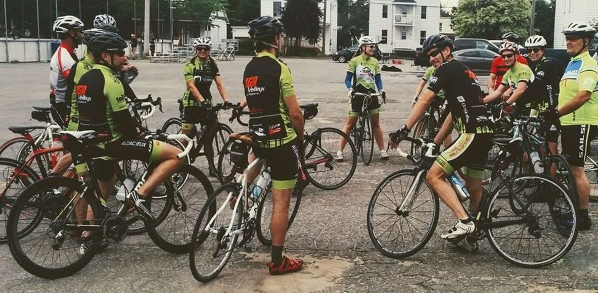 Club cycliste Sainte-Marie ROUTE