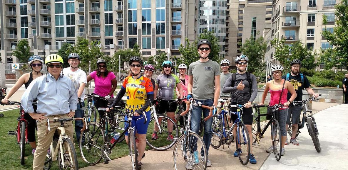 30 Days of Biking: Charlotte