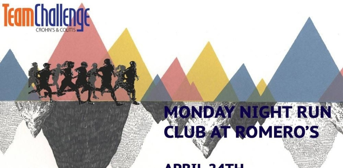 Romero's Monday Night Run Club