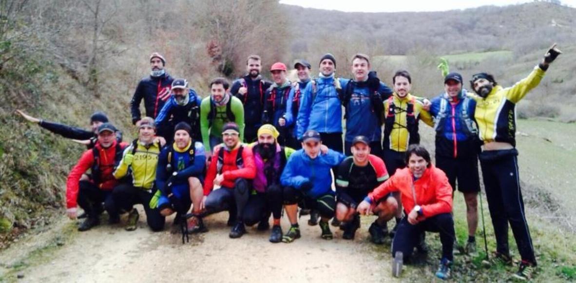 42195 Trail mendi taldea
