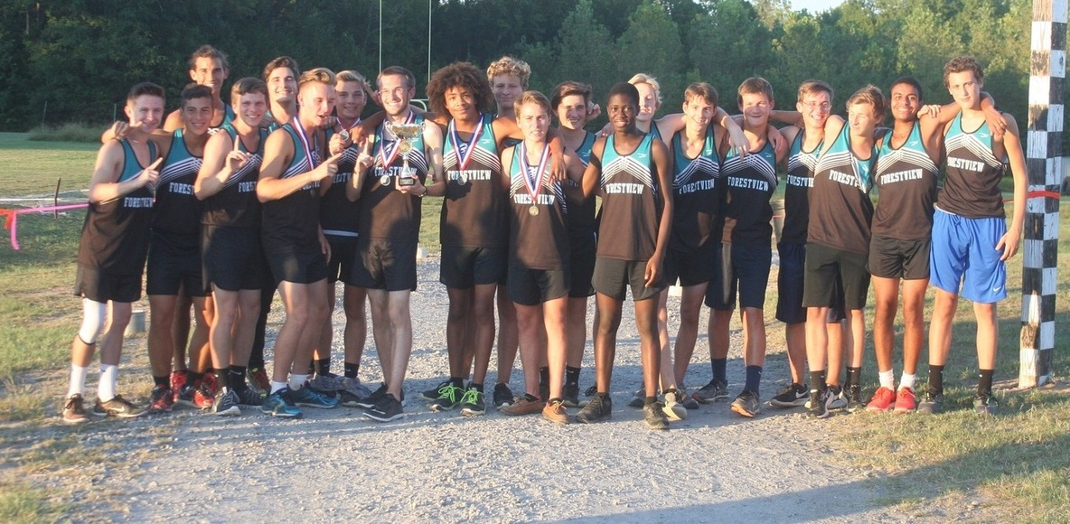 Forestview high school xc