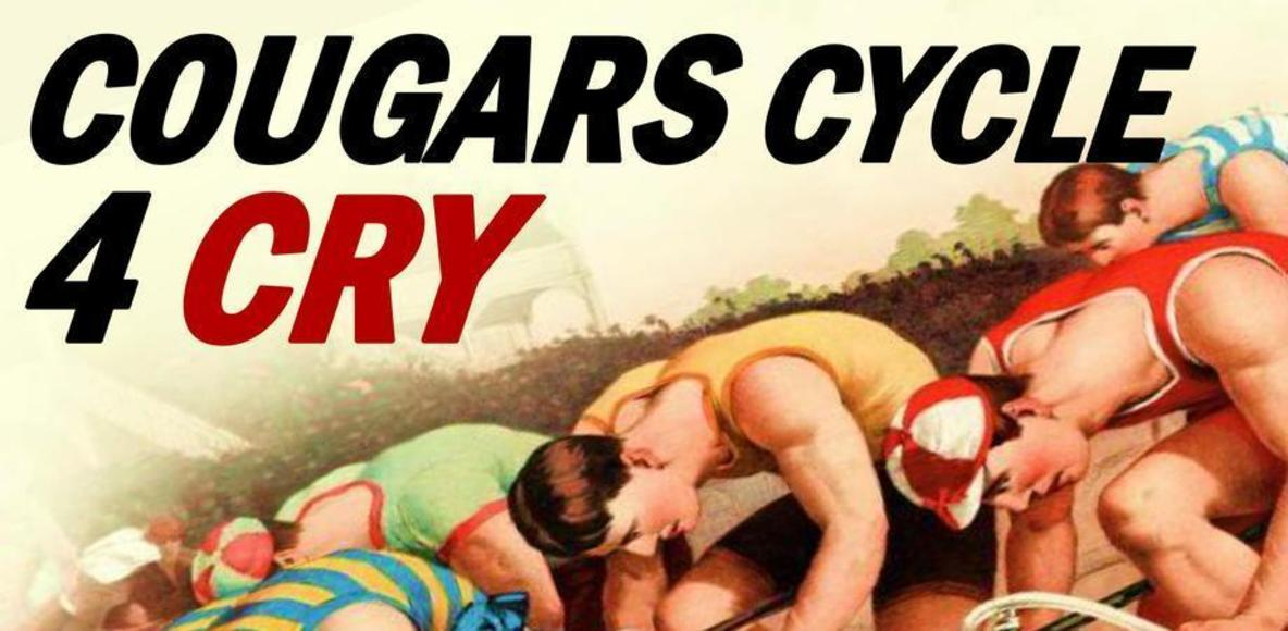 Cougars Cycle For Cry