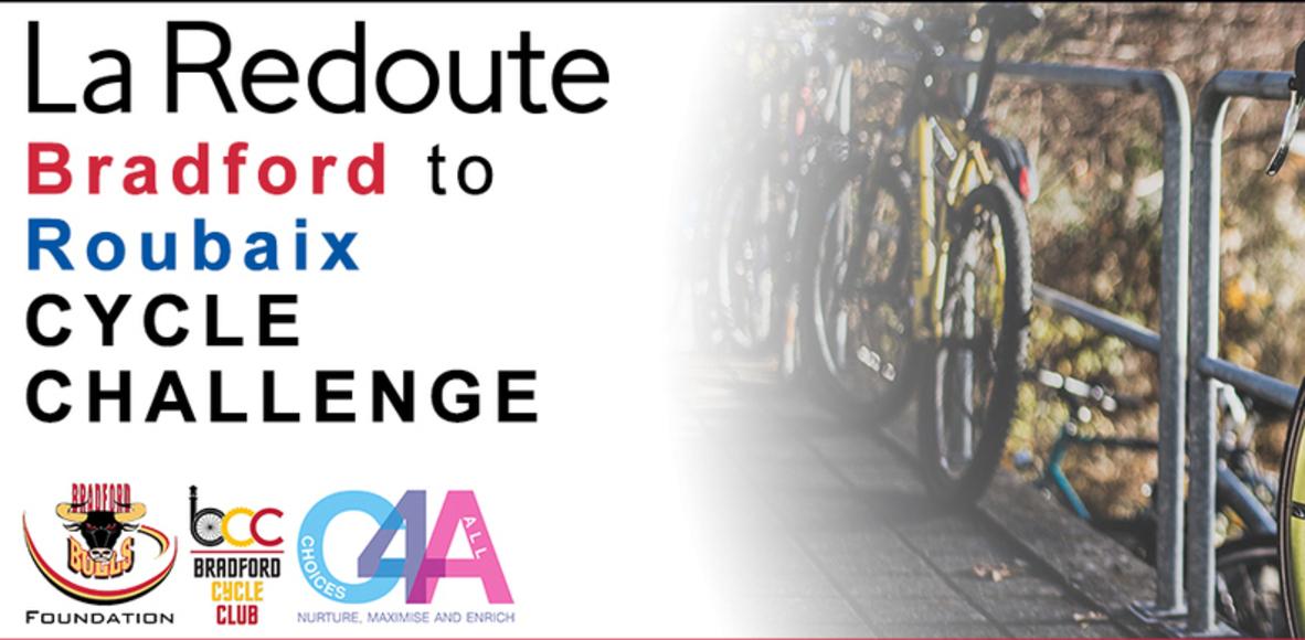 La Redoute Bradford 2 Roubaix Cycle Challenge.