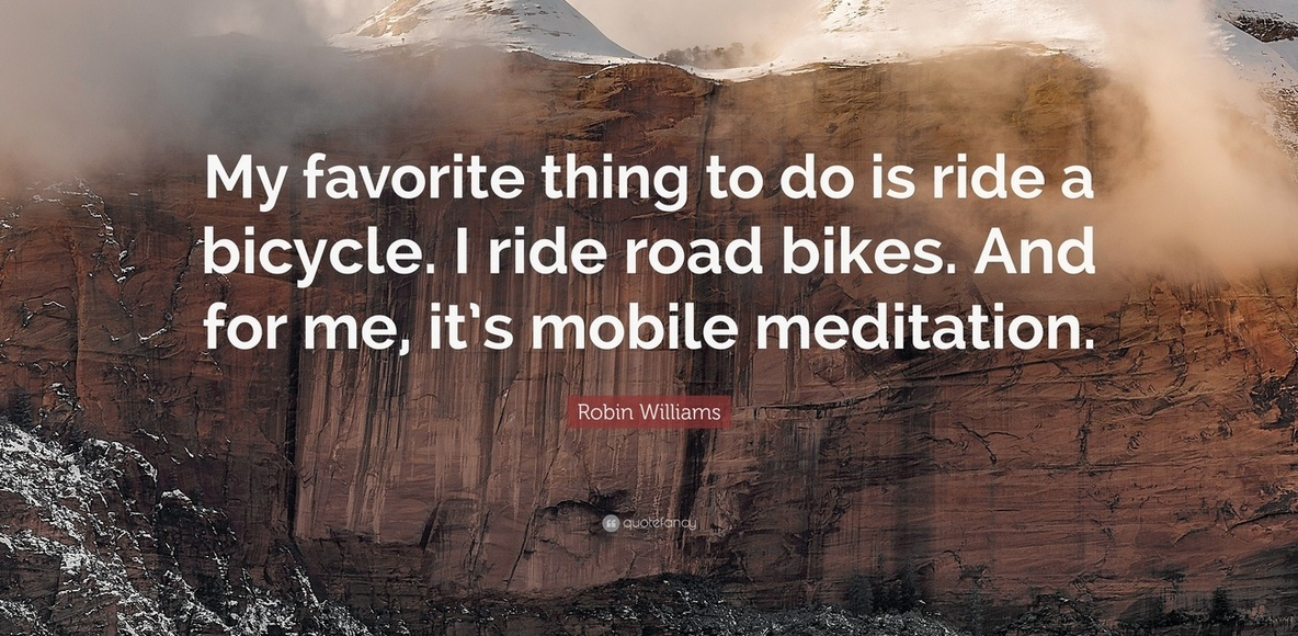 Riding For Robin
