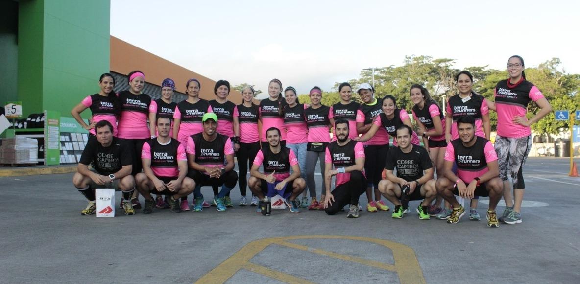Terra Runners