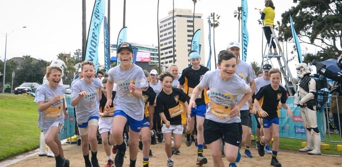 Connor's Run Training Club