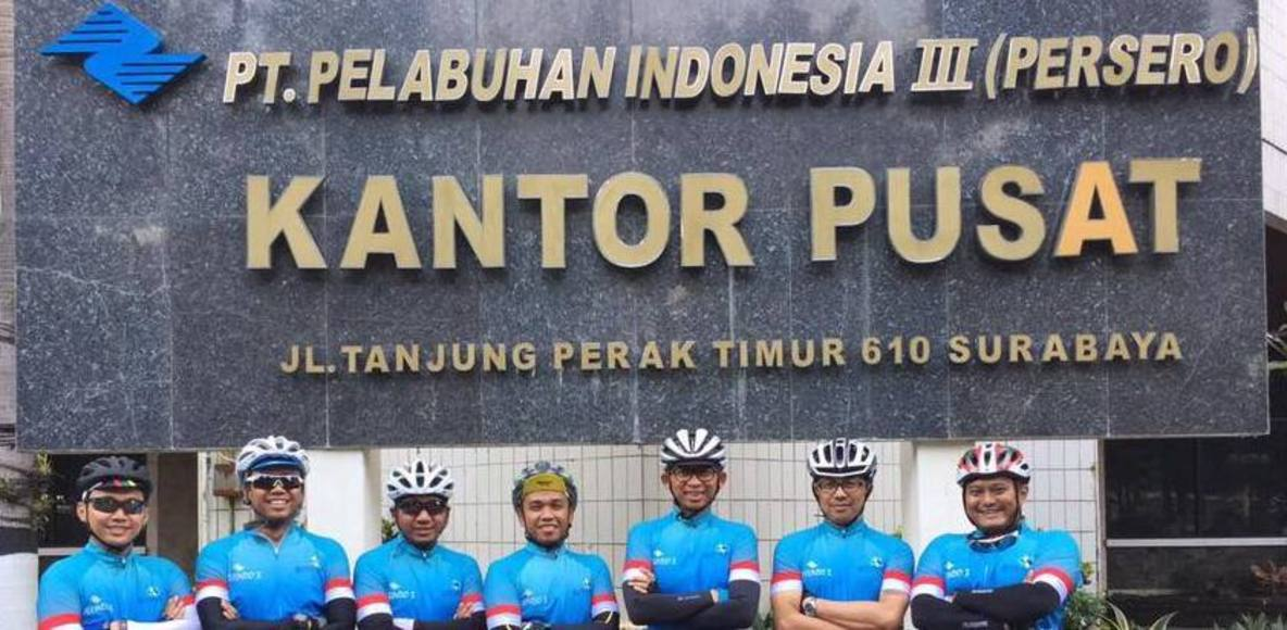 P3RCY (Pelindo 3 Roadbike Community)