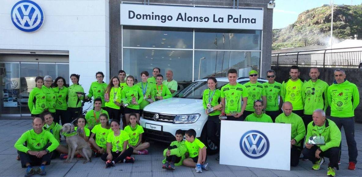 Trecus Domingo Alonso La Palma