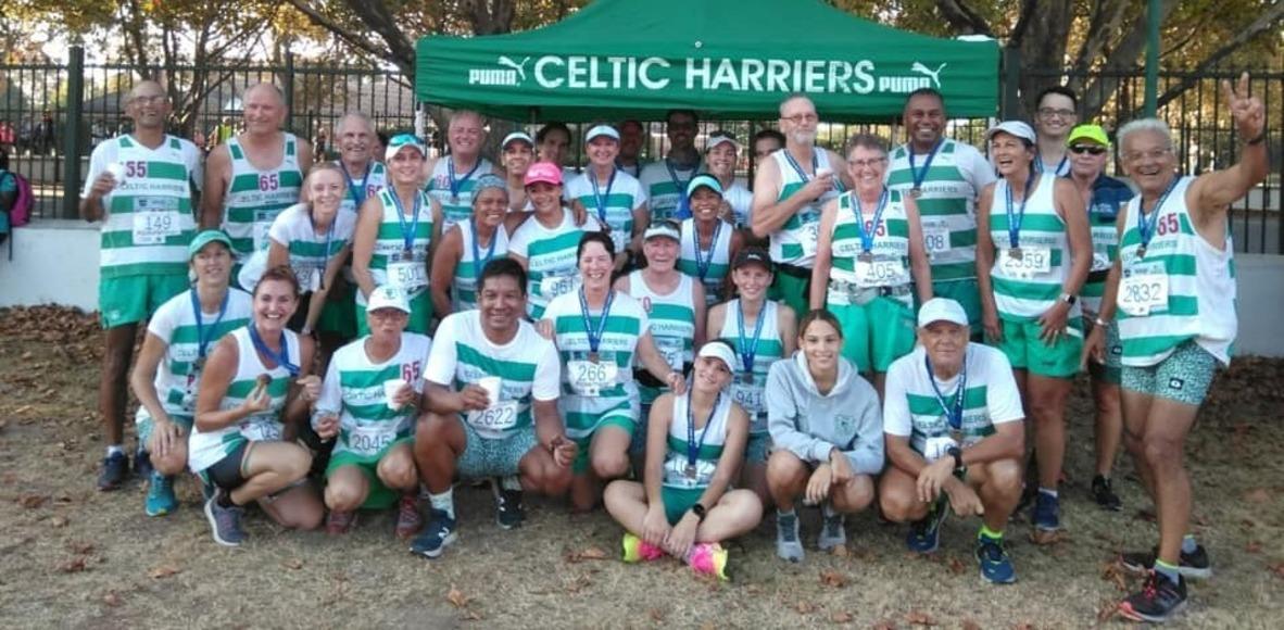 Celtic Harriers