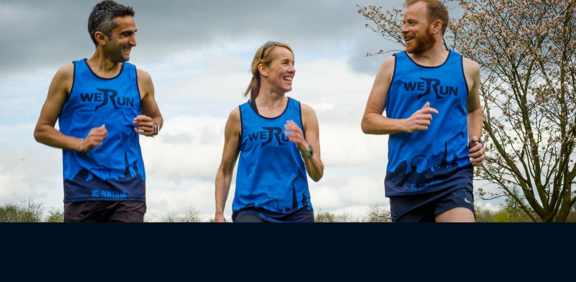 We Run Virtual Running Club