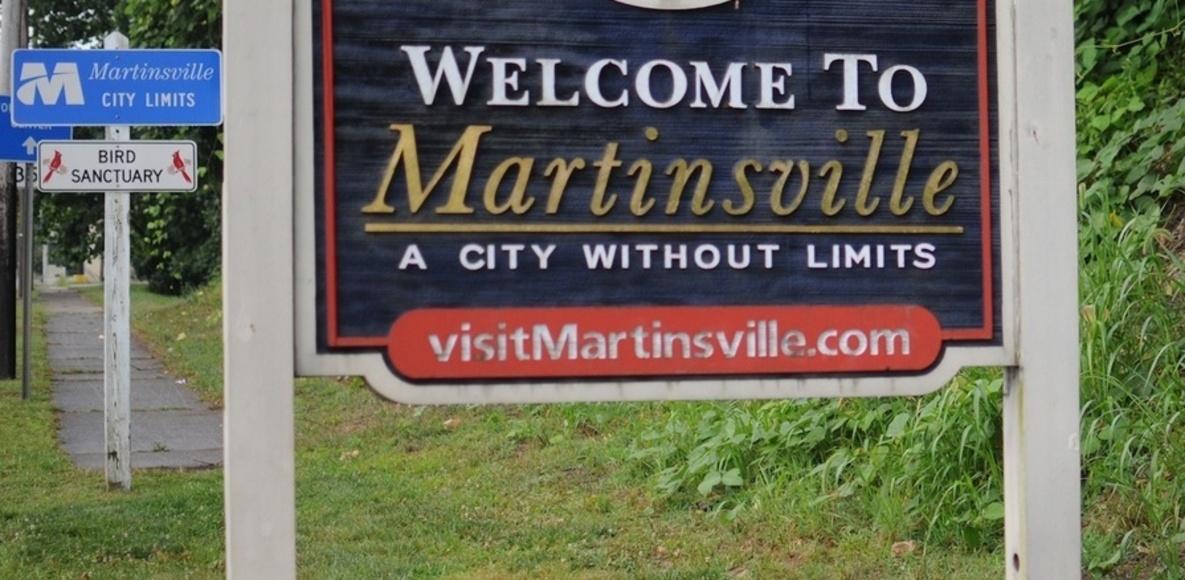 Running in Martinsville