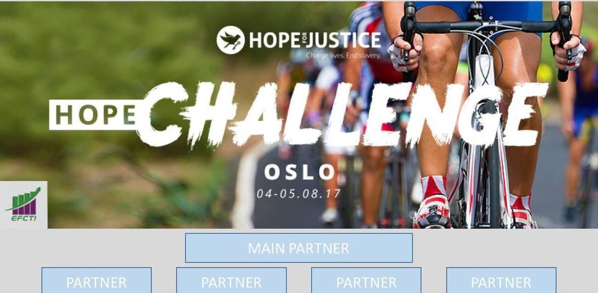 Hope Challenge Oslo - 2017