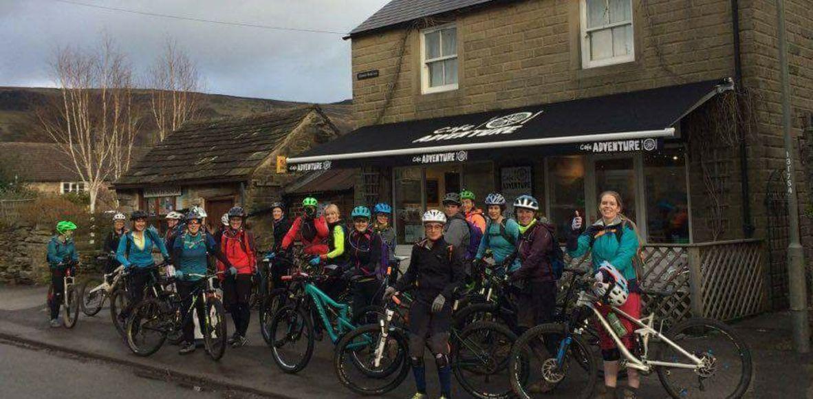 Cafe Adventure's Women Riders